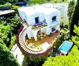 Villa Striano Capri - Guest House - Rooms Garden & Art
