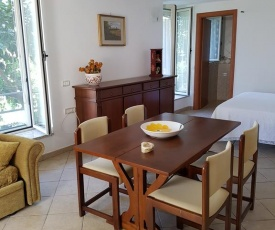 Panoramic Apartment in Villa on The Beach, In Center